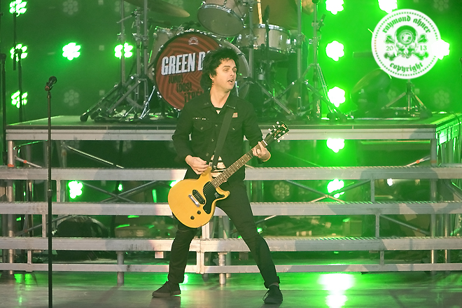 Green Day / 2013