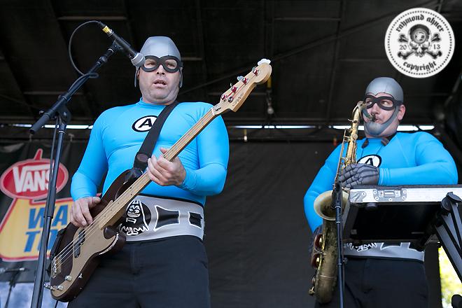 Aquabats / 2013