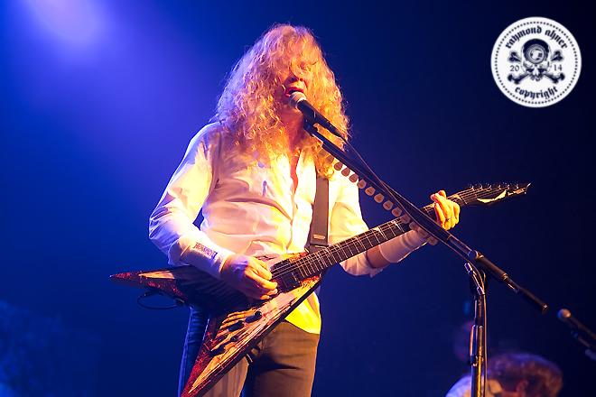 Megadeth / 2013