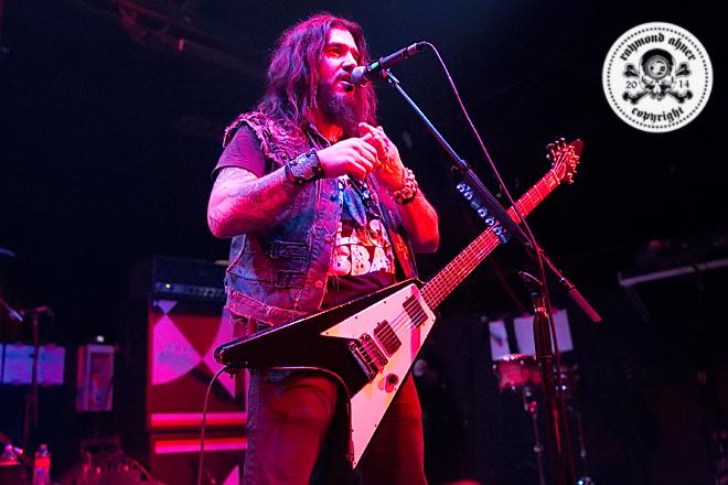Robb Flynn and Friends Black Sabbath Allstar Tribute  / 2014