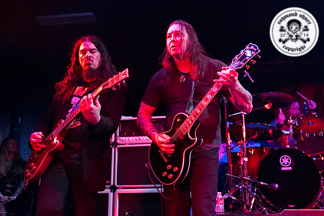 Robb Flynn and Friends Black Sabbath Allstar Tribute  / 2014