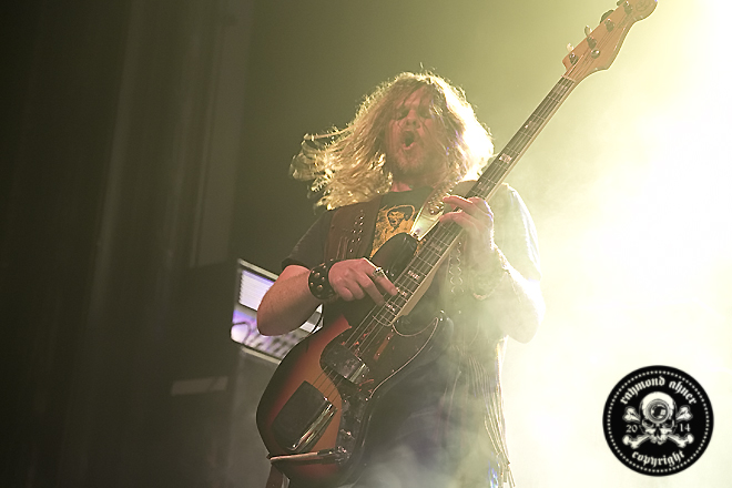 Orchid - Kirk Von Hammett Fear FestEvil  / 2014