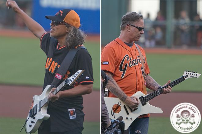 Giants Metallica Night / 2014