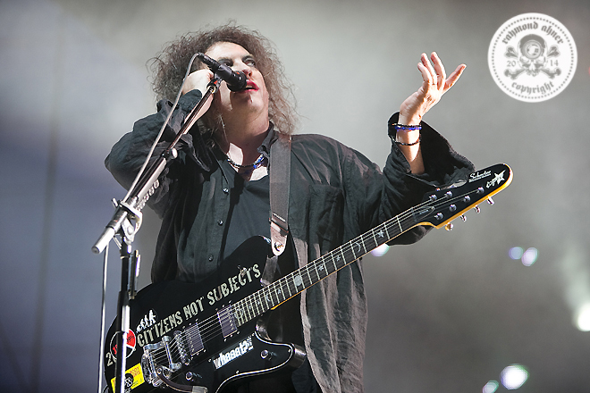 The Cure / 2014