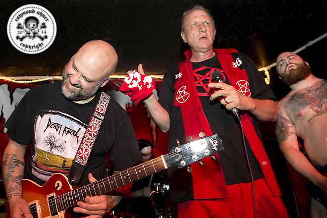 The Meatmen / 2014