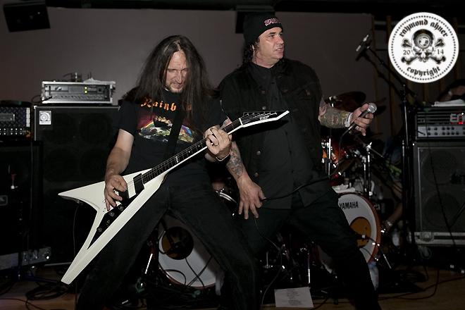 Kirk Hammett / 2014