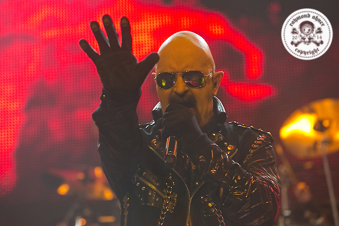 Judas Priest/ 2014