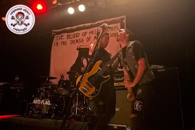 Anti Flag / 2015