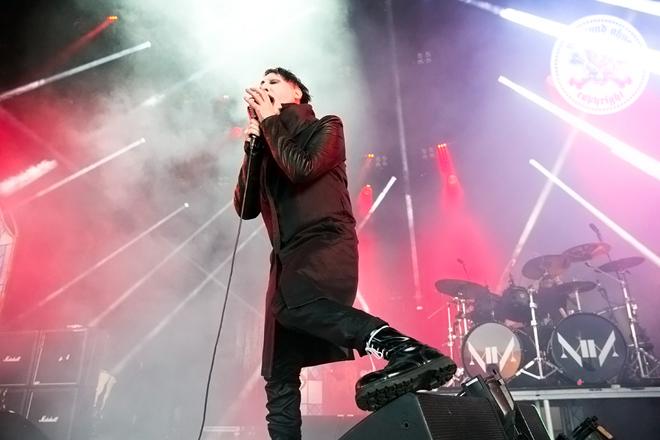 Marilyn Manson/ 2015