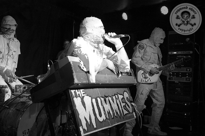 The Mummies/ 2015