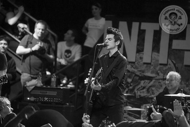 Anti-Flag / 2016