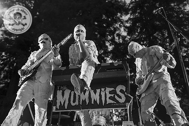 The Mummies / 2016