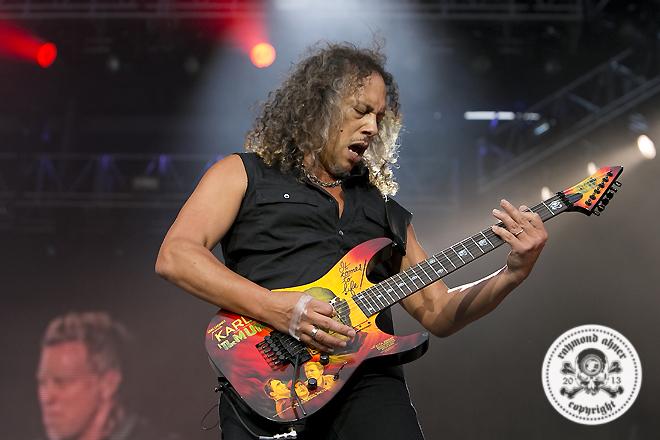 Metallica / 2013