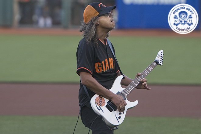 Giants Metallica Night / 2014