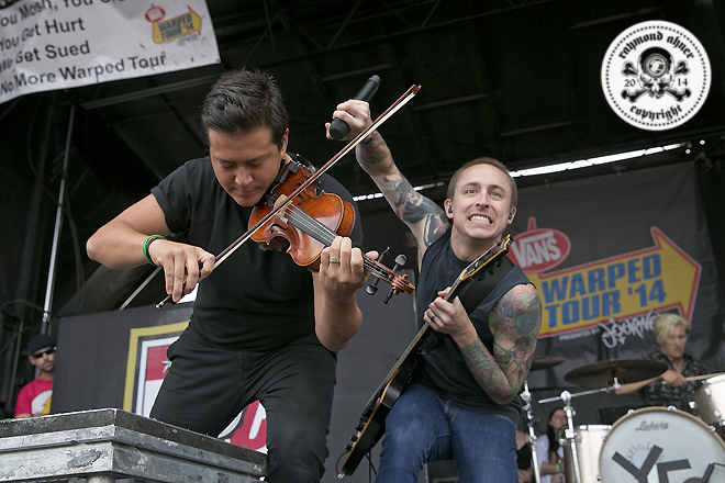 Warped Tour/ 2014