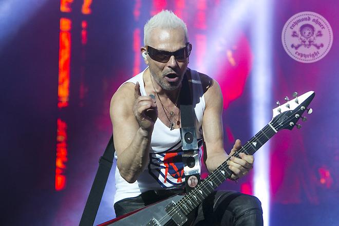Scorpions / 2015