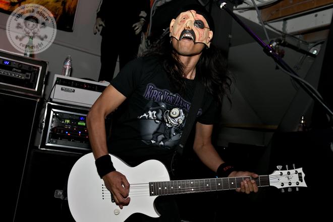 Kirk Von Hammett / 2015