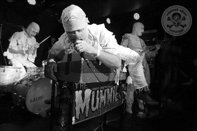 The Mummies/ 2015