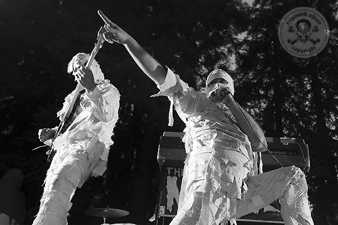 The Mummies / 2016