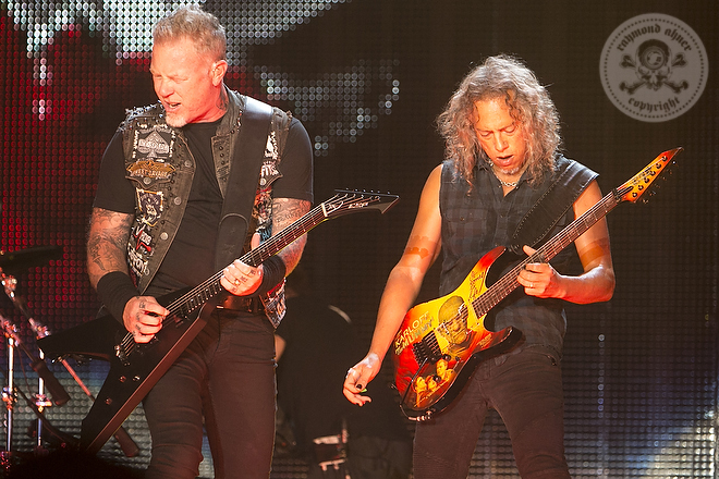 2016 - Metallica at  US Bank Stadium in Minneapolis