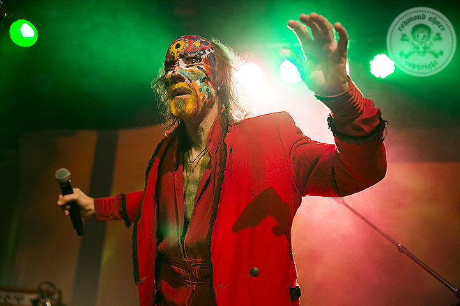 Arthur Brown / 2017